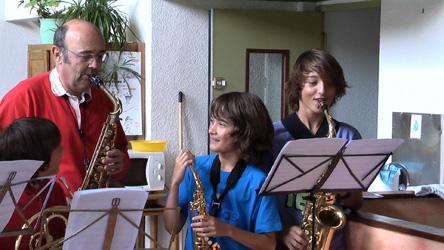 Big band jazz enfants et ados