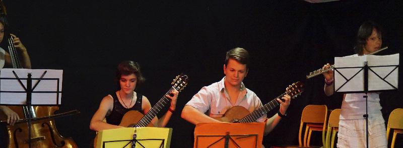 Stage de tango
